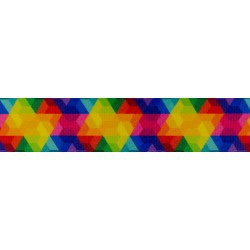 Geometric Pattern (UV & Water Resistant)