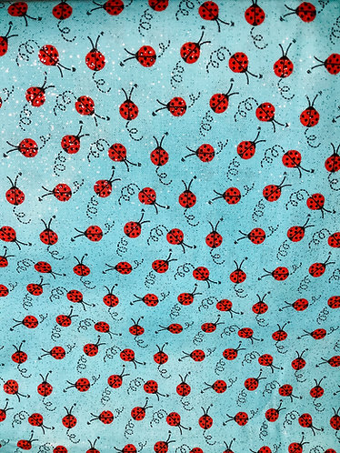 Ladybugs (Blue)