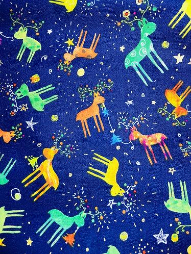 Colorful Reindeer