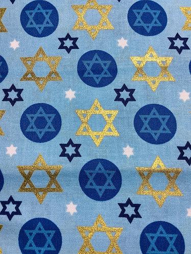 Star of David (With Circles)