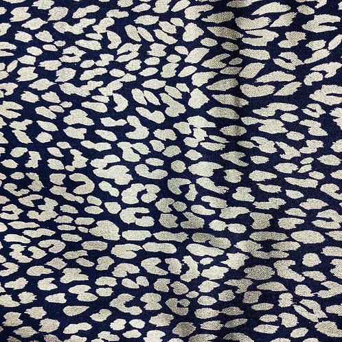 Spots (Blue & White)