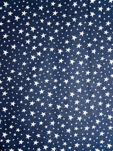 Stars (Blue & White)