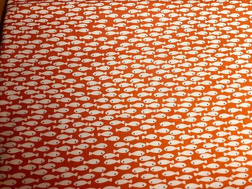 Fish (Orange Background)