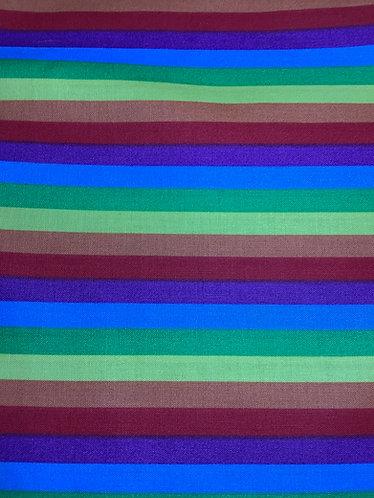 Thick Rainbow Stripes