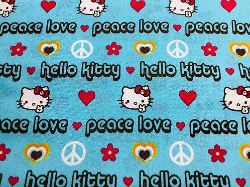Peace Love Hello Kitty