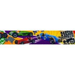Race Cars (UV & Water Resistant)