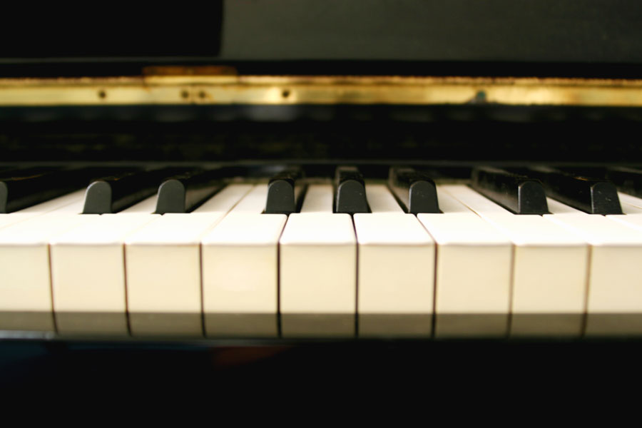 Piano Lessons, Keyboard lessons