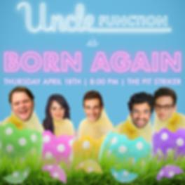 uncle function - 2019 - april 19th - squ