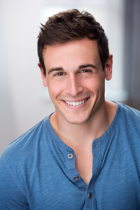 Chris Cafero Headshot