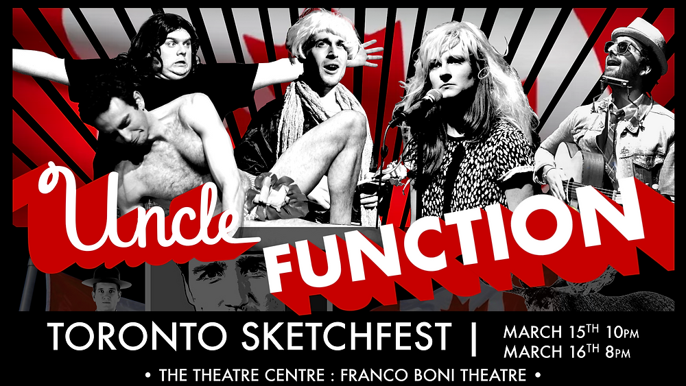 uncle function toronto sketchfest