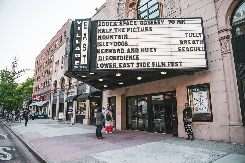 Jessica Frey - LES Film Festival