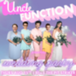 uncle function - 2019 - august - square.