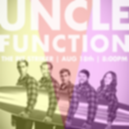 uncle function is summer