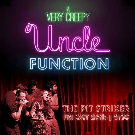 a very creepy uncle function