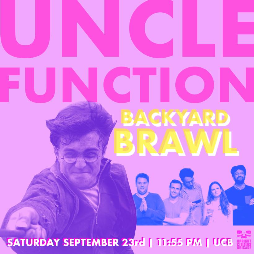 uncle function jessica frey backyard brawl