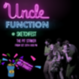 uncle functon sketchfest