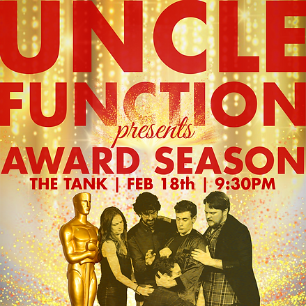 uncle functon presents award season