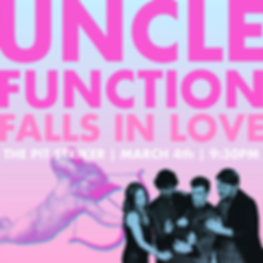 uncle function falls in love