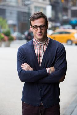 Chris Cafero Glasses