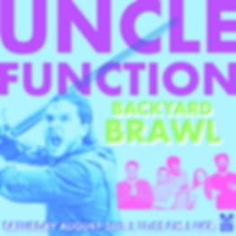 uncle function ucb backyard brawl