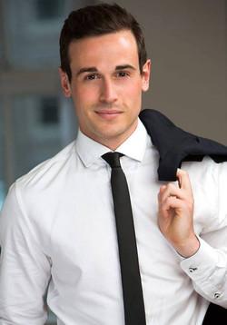 Chris Cafero Suit
