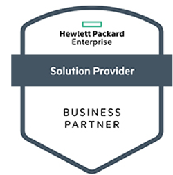 HPE Solution Provider