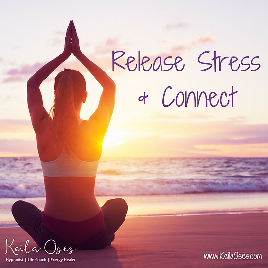 Release Stress and Connect Meditation