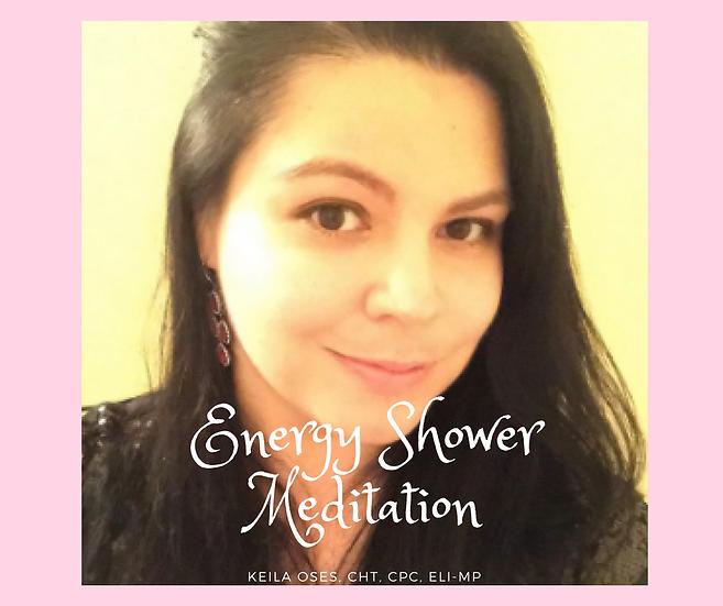 Energy Shower Meditation