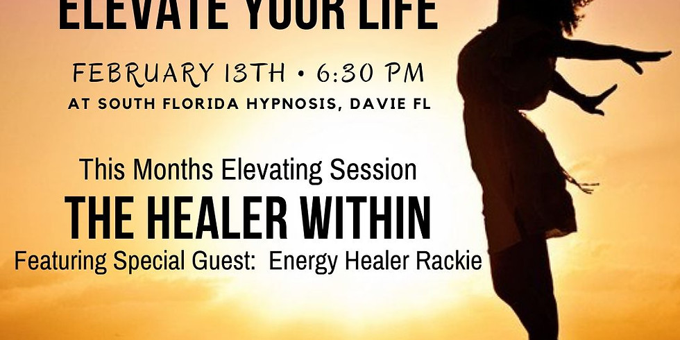 The Healer Within - Elevate Your Vibe Elevate Your Life