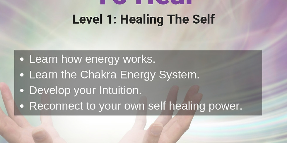 Learn How To Heal Class