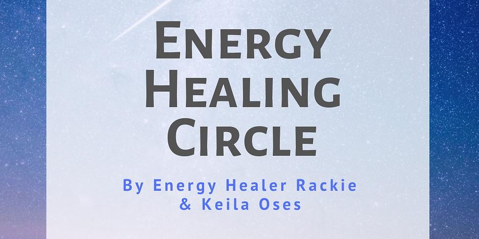 Energy Healing Circle