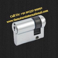 Europrofile Half Cylinder with key