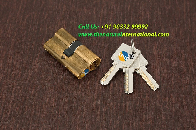 Cylinder Lock | Euro Profile Cylinder Lock | Antique Finish