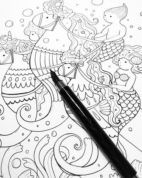 magical creatures mermaid.JPG
