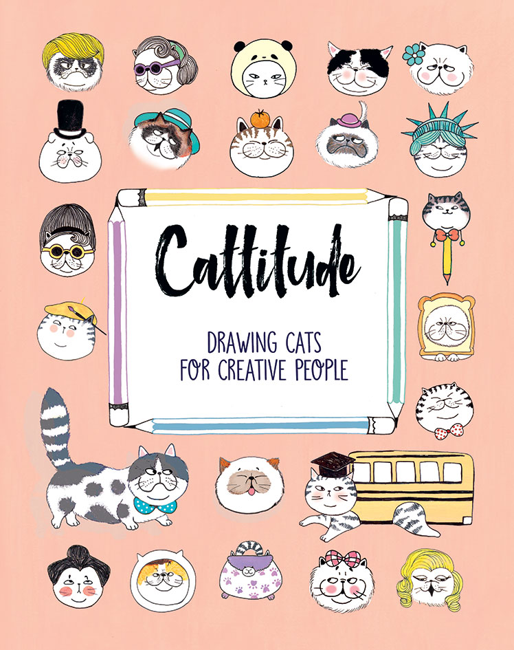 Cattitude: Drawing Cats for Creative