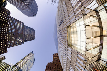 New York City, Manhatten, One World Trade Center