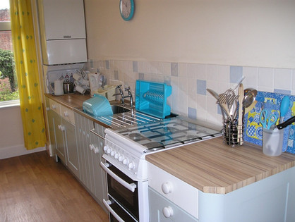 Apartment 8 - Kitchen