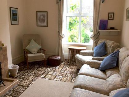 Apartment 8 - Living Room