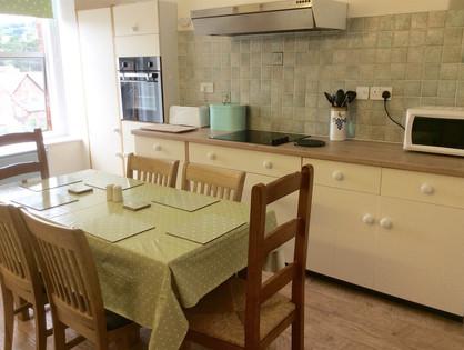 Apartment 2C - Kitchen/Dining Room