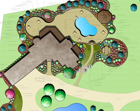 Residential Landscape - Chesterland, OH