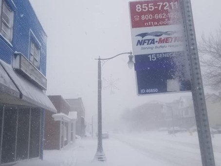 NFTA Makes 4th round cuts March 8th, 2021 - eliminating 15-minute trip frequencies