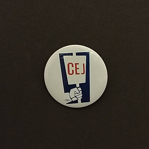 CEJ Button