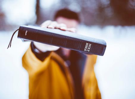 """""""聖書的いやし""""の5つの方法"""