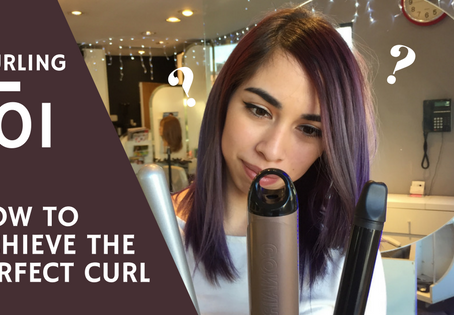 Curling 101 - How to Achieve the Perfect Curl