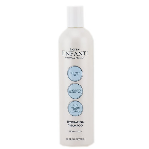 Enfanti hydrating shampoo
