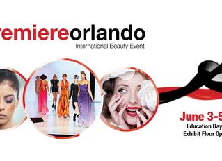 HIROSHI haircut work-shop at Premiere Orlando hair show.