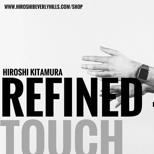 HIROSHI REFINED TOUCH HAIRCUT VIDEO