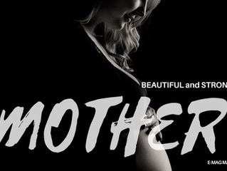 Mother -Beautiful and Strong-
