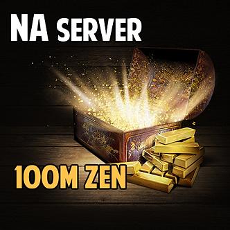 Mu Legend NA server 100M Zen