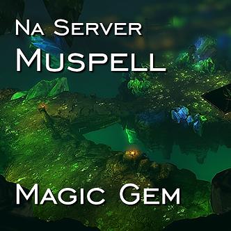 Muspell Magic Gem 1000K
